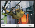 """Movie Posters:Science Fiction, Total Recall (Tri-Star, 1990). Lobby Card Set of 8 (11"""" X 14""""). Science Fiction.. ... (Total: 8 Items)"""
