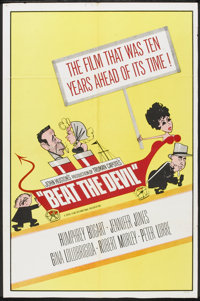 """Beat the Devil Lot (United Artists, R-1960s). One Sheets (2) (27"""" X 41"""") and (30"""" X 41.5""""). Adventur..."""