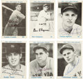 Autographs:Sports Cards, New York Yankees TCMA Signed Cards. ...