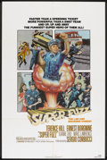 """Movie Posters:Action, Super Fuzz (Avco Embassy, 1981). One Sheet (27"""" X 41""""). Action.. ..."""