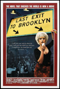 "Movie Posters:Drama, Last Exit to Brooklyn (Cinecom, 1990). One Sheet (27"" X 41""). Drama.. ..."
