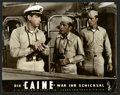 "Movie Posters:War, The Caine Mutiny (Columbia, 1954). German Color Stills (24) (9.25""X 11.5""). War.. ... (Total: 24 Items)"