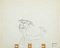 Animation Art:Production Drawing, The Autograph Hound Groucho Marx Animation ProductionDrawing Original Art (Disney, 1939)....