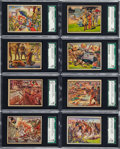 "Non-Sport Cards:Lots, 1938 R69 ""Horrors of War"" SGC-Graded Collection (15). ..."