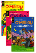 Bronze Age (1970-1979):Cartoon Character, O'Malley and the Alley Cats #1 and 3-9 File Copies Group (Gold Key,1971-74) Condition: Average VF/NM.... (Total: 8 Comic Books)