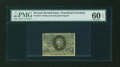 Fractional Currency:Second Issue, Fr. 1244 10c Second Issue PMG Uncirculated 60 EPQ....