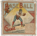 Baseball Collectibles:Others, Circa 19th Century McLoughlin Brothers Baseball Game. ...