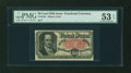 Fractional Currency:Fifth Issue, Fr. 1381 50c Fifth Issue PMG About Uncirculated 53 EPQ....