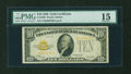 Small Size:Gold Certificates, Fr. 2400 $10 1928 Gold Certificate. PMG Choice Fine 15.. ...