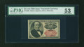 Fractional Currency:Fifth Issue, Fr. 1309 25¢ Fifth Issue PMG About Uncirculated 53....