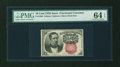 Fractional Currency:Fifth Issue, Fr. 1266 10¢ Fifth Issue PMG Choice Uncirculated 64 EPQ....