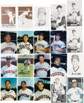 Autographs:Others, Miscellaneous Baseball Signed Images Lot of 42. ...