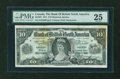 Canadian Currency: , Montreal, PQ- The Bank of British North America $10 July 3, 1911Ch. # 55-24-07. ...