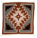 Other, SIX SMALL NAVAJO WEAVINGS. c. 1890 - 1990... (Total: 6 Items)