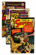 Golden Age (1938-1955):Science Fiction, Tales of Suspense Group (Marvel, 1963-68) Condition: AverageVG/FN.... (Total: 31 Comic Books)
