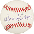 Autographs:Baseballs, Willie McCovey Single Signed Baseball. ...