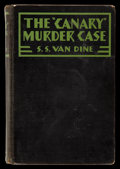"""Movie Posters:Crime, The Canary Murder Case (Paramount, 1927). Hardcover Book (5"""" X7.5,"""" 343 Pages). Crime.. ..."""
