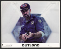"Outland (Warner Brothers, 1981). Lobby Card Set of 8 (11"" X 14""). Science Fiction. ... (Total: 8 Items)"