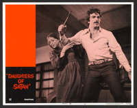 """Daughters of Satan (United Artists, 1972). Lobby Card Set of 8 (11"""" X 14""""). Horror. ... (Total: 8 Items)"""