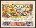"Movie Posters:Historical Drama, The Egyptian (20th Century Fox, 1954). Lobby Card Set of 8 (11"" X14""). Historical Drama.. ... (Total: 8 Items)"