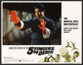 """Movie Posters:Action, Five Fingers of Death (Warner Brothers, 1973). Lobby Card Set of 8 (11"""" X 14""""). Action.. ... (Total: 8 Items)"""