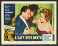 "A Date With Death (Pacific International, 1959). Lobby Card Set of 8 (11"" X 14""). Crime. ... (Total: 8 Items)"