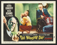 "Die Monster Die! (American International, 1965). Lobby Card Set of 8 (11"" X 14""). Horror. ... (Total: 8 Items)"