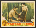 "Movie Posters:Adventure, Tarzan Finds a Son (MGM, 1939). Lobby Cards (5) (11"" X 14""). Adventure.. ... (Total: 5 Items)"