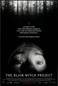 "Movie Posters:Horror, The Blair Witch Project (Artisan, 1999). One Sheet (27"" X 40"") DS. Horror.. ..."