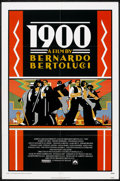 "Movie Posters:Drama, 1900 (Paramount, 1977). One Sheet (27"" X 41""). Drama.. ..."