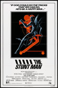 "Movie Posters:Adventure, The Stunt Man (20th Century Fox, 1980). One Sheet (27"" X 41""). Adventure.. ..."