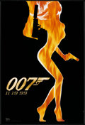 """Movie Posters:James Bond, The World is Not Enough (MGM, 1999). One Sheet (27"""" X 40"""") DSAdvance. James Bond.. ..."""