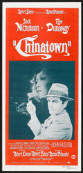 "Movie Posters:Mystery, Chinatown (Cinema International, R-1978). Australian Daybill (13"" X 30""). Mystery.. ..."