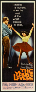 "Movie Posters:Drama, The Young Lovers (MGM, 1964). Insert (14"" X 36""). Drama.. ..."