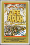 """Movie Posters:Comedy, Life of Brian (Orion, 1979). One Sheet (27"""" X 41"""") Style B. Comedy.. ..."""