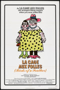 """Movie Posters:Comedy, La Cage Aux Folles (United Artists, 1979). One Sheet (27"""" X 41"""") Style B. Comedy.. ..."""
