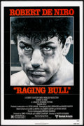 """Movie Posters:Drama, Raging Bull Lot (United Artists, 1980). One Sheet (27"""" X 41"""") and Lobby Cards (2). Drama.. ... (Total: 3 Items)"""