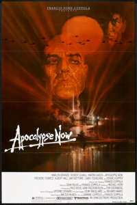 "Apocalypse Now (United Artists, 1979). One Sheet (27"" X 41""). War"