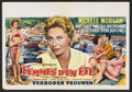 """Movie Posters:Comedy, Love on the Riviera (Ultra Pictures, 1964). Belgian (14"""" X 22""""). Comedy.. ..."""
