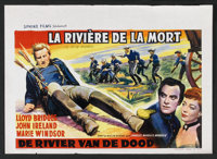 "Little Big Horn (Sphinx Films, 1951). Belgian (14"" X 22""). Western"