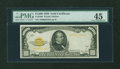 Small Size:Gold Certificates, Fr. 2408 $1000 1928 Gold Certificate. PMG Choice Extremely Fine 45.. ...