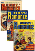 Golden Age (1938-1955):Romance, First Romance File Copies Group (Harvey, 1949-58) Condition:Average VF+.... (Total: 46 Comic Books)