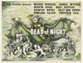 "Movie Posters:Horror, Dead of Night (Eagle-Lion, 1945). British Quad (30"" X 40"").. ..."