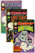 Bronze Age (1970-1979):Cartoon Character, Casper Strange Ghost Stories File Copy Group (Harvey, 1974-77)Condition: Average NM-.... (Total: 13 Comic Books)