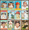 Baseball Cards:Lots, 1950's-1980's Baseball Superstars and Hall of Famers Group of (38). ...