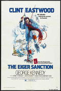 """Movie Posters:Action, The Eiger Sanction (Universal, 1975). One Sheet (27"""" X 41""""). Action.. ..."""