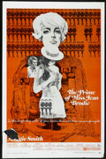 """Movie Posters:Drama, The Prime of Miss Jean Brodie (20th Century Fox, 1969). One Sheet (27"""" X 41""""). Drama.. ..."""