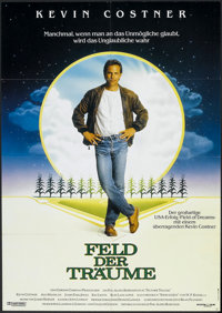 "Field of Dreams (Scotia Film, 1989). German A1 (23"" X 33""). Fantasy"