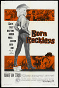 "Born Reckless (Warner Brothers, 1959). One Sheet (27"" X 41""). Bad Girl"