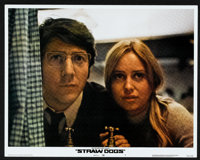 "Straw Dogs (ABC, 1972). Lobby Cards (4) (11"" X 14""). Crime. ... (Total: 4 Items)"